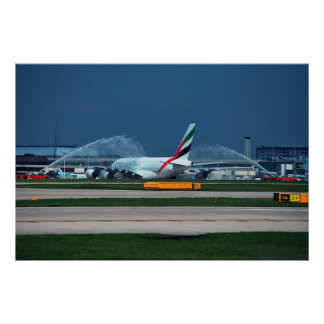 A380 Manchester Impresiones