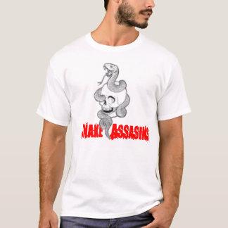 a4e1b0db8674fa84, Snake Assasins T-Shirt