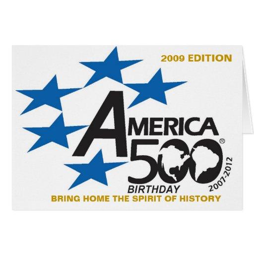A500-Flag-logo, TRAEN A CASA el ALCOHOL de HISTOR… Tarjeta De Felicitación