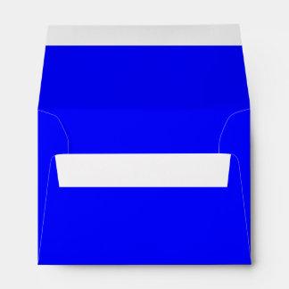 A6 Envelope Royal Blue