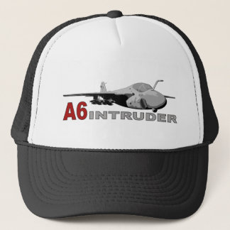 A6 Intruder Trucker Hat