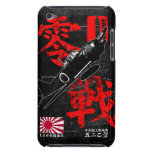 A6M Zero iPod Touch Covers