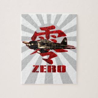 A6M Zero Jigsaw Puzzle