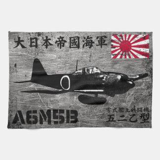 A6M Zero Kitchen Towel