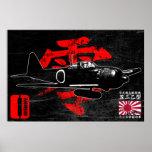 A6M Zero Poster