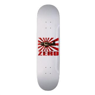 A6M Zero Skateboard