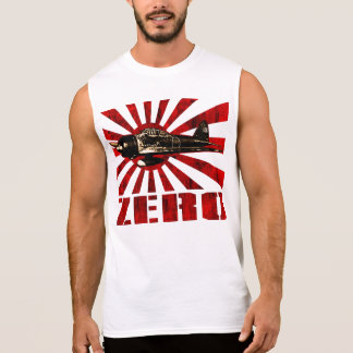 A6M Zero Sleeveless Shirt
