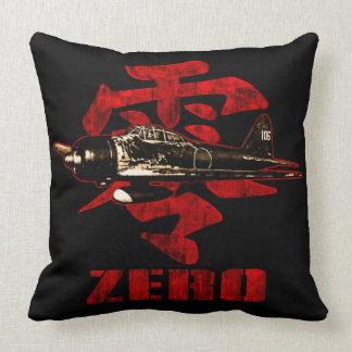 A6M Zero Throw Pillow