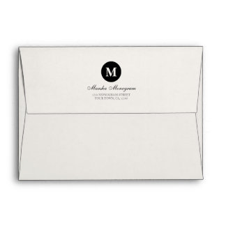 #A7 - Monograma negro y poner crema (negro dentro)