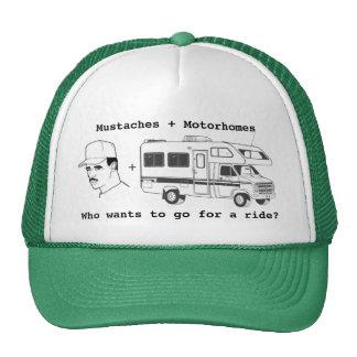 A916 TRUCKER HAT