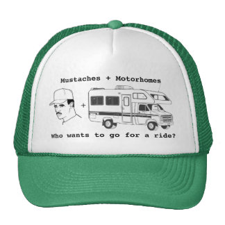 A916 TRUCKER HATS