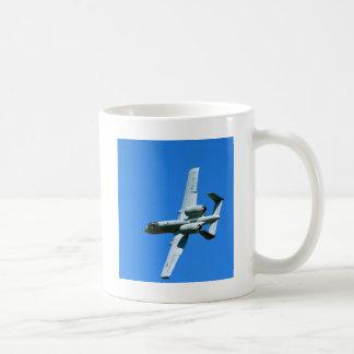 A-10 AIR COMBAT MANEUVERS (ACM) CLASSIC WHITE COFFEE MUG