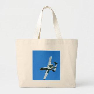 A-10 AIR COMBAT MANEUVERS (ACM) LARGE TOTE BAG