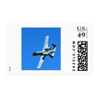 A-10 AIR COMBAT MANEUVERS (ACM) STAMP