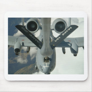 A-10 Being refueled by KC-135 Mouse Pad