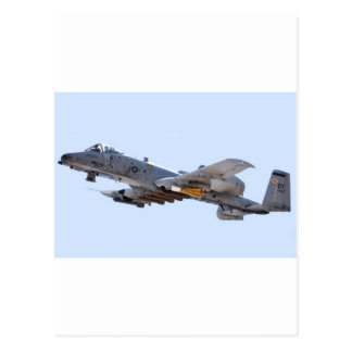 A-10 Country Postcard