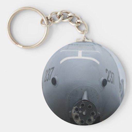 A-10 Gau-8 Keychain