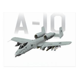 A-10 rayo II Postales
