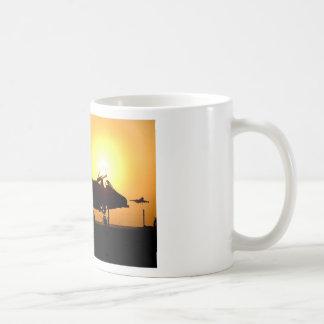 A-10 SUNRISE COFFEE MUG