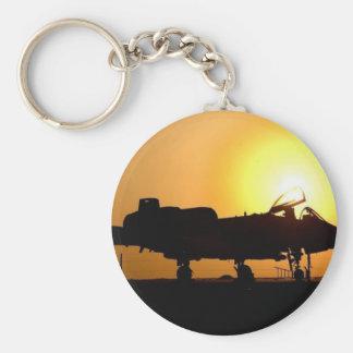 A-10 SUNRISE KEYCHAIN