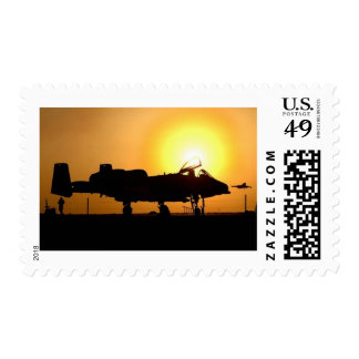 A-10 SUNRISE POSTAGE