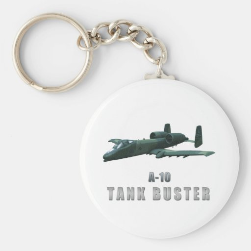 A-10 Tankbuster Keychains