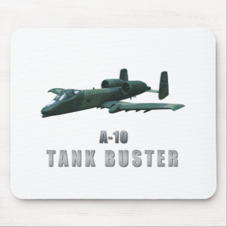 A-10 Tankbuster Mouse Pad