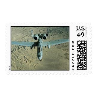A-10 Thunderbolt II Postage