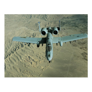A-10 Thunderbolt II Post Cards
