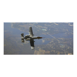 A-10 Thunderbolt II Poster