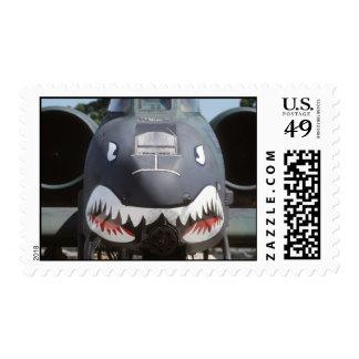 A-10 Thunderbolt II Stamp