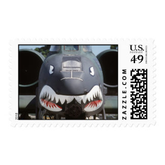 A-10 Thunderbolt II Stamp