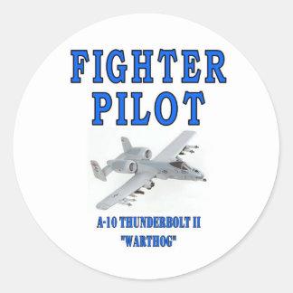 A-10 THUNDERBOLT II warthog Sticker