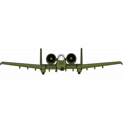 A-10 Thunderbolt Photo Sculpture