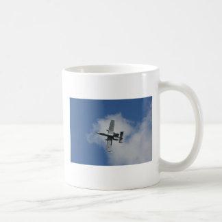 A-10 thunderbolt side coffee mug