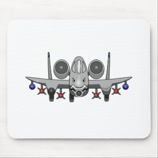A-10 Warthog Fighter Mouse Pad