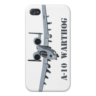A-10 Warthog iPhone 4/4S Cover