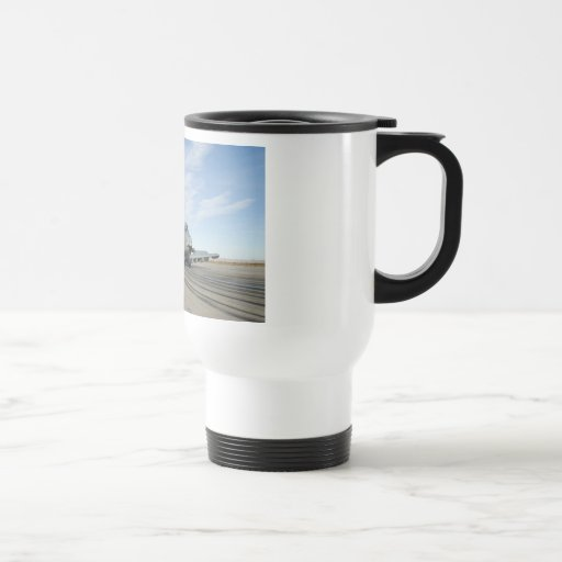 A-10 'wheels up' mug