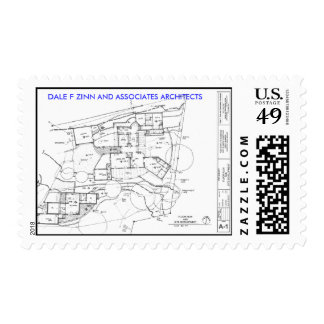 A-1, DALE F ZINN AND ASSOCIATES ARCHITECTS STAMPS