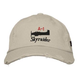 A-1 Skyraider (Light Color Only) Baseball Cap