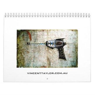 A 2013 Raygun Year Calendar