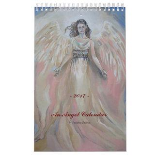 A 2017 Angel Calendar - small