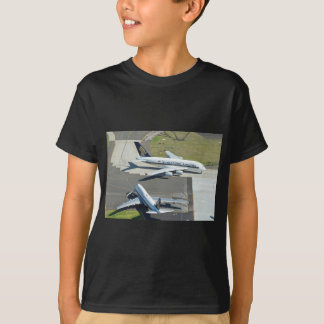 A-380 AND B-747 T-Shirt
