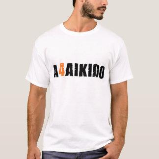 A 4 Aikido T-shirt