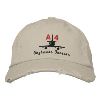 A-4 Golf Hat Embroidered Hat
