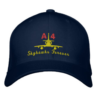 A-4 Golf Hat Embroidered Hats