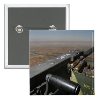 A 50 caliber machine gun button
