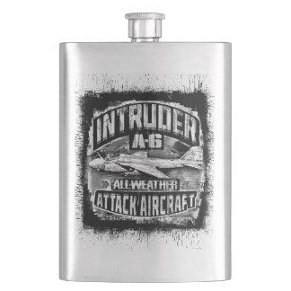 A-6 Intruder Hip Flask Classic Flask