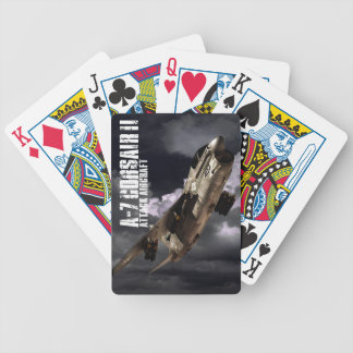 A-7 Corsair II Bicycle Playing Cards