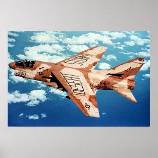 A-7 Corsair II Poster